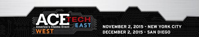 2015 ACETech East - Americas Claims Event (TEST)